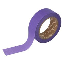 Cinta Masking Tape lila.