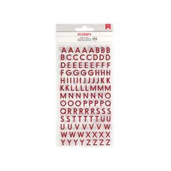 Pegatinas alfabeto alpha...