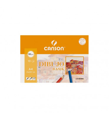 Mini-Pack dibujo CANSON A4