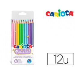 Lápices color pastel...