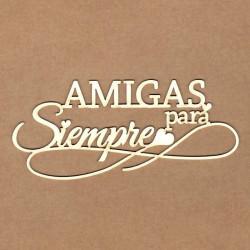 CHIPBOARD - AMIGAS PARA...